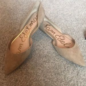 Sam Edelman pointed toe flats